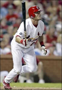 Can Ankiel lead the Cards to the playoffs?